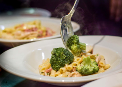 serving_pasta_brocolli_Cottage